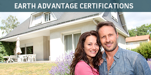 Earth Advantage Certifications