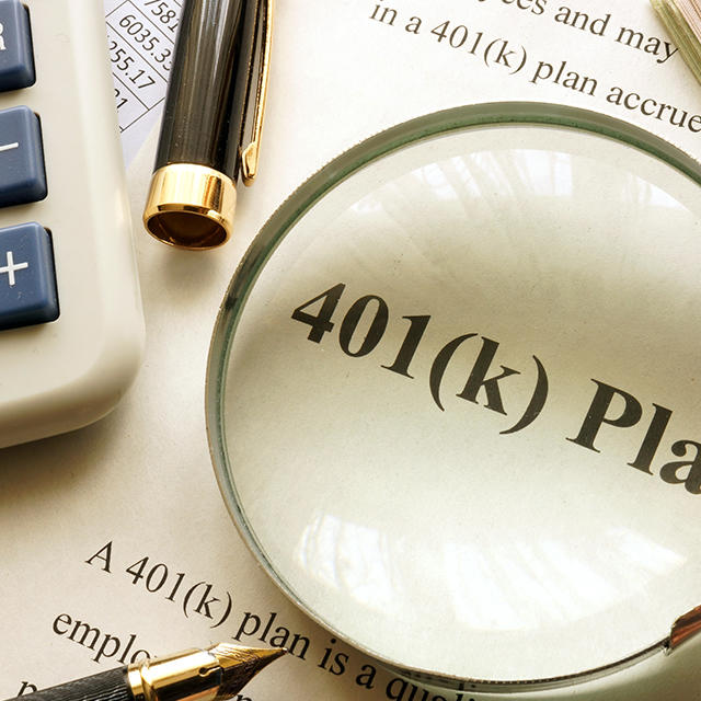 401(K) / Pension Match