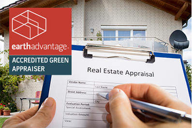 Earth Advantage: Accredited Green Appraisers (AGAs)