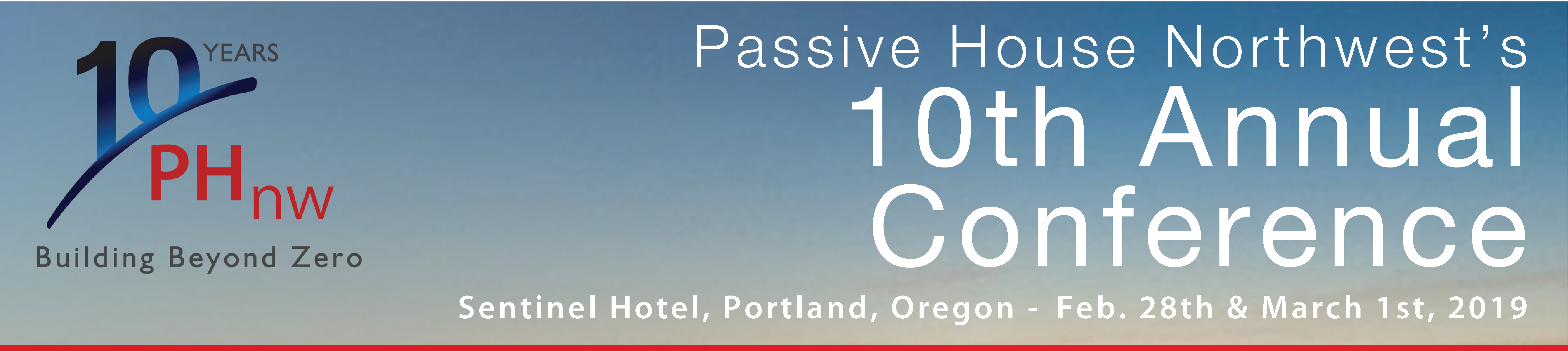 Partner Event - Passive House NW - 10th Annual Conference